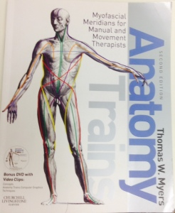 Anatomy Trains by Thomas W Myers.